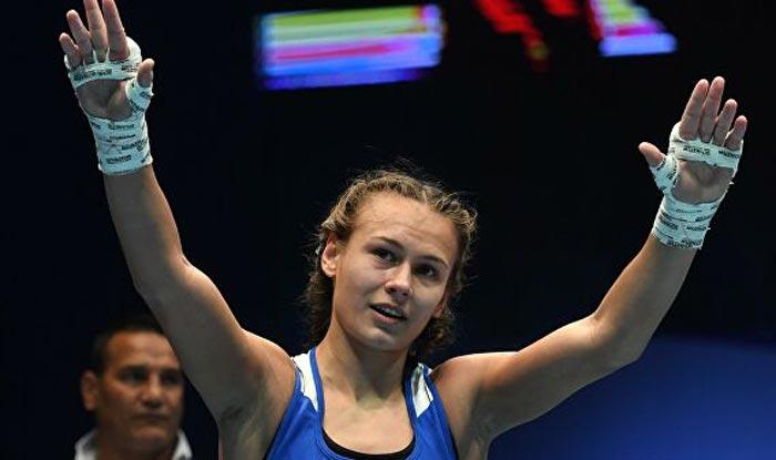 Екатерина Пальцева бокс
