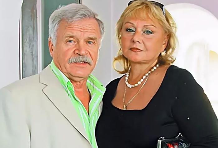Екатерина Воронина и Сергей Никоненко