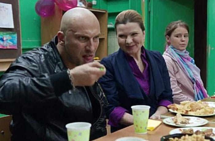 Елена Коллегова в сериале Физрук