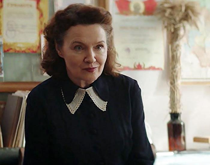 Елена Кондратьева в сериале Шифр-2