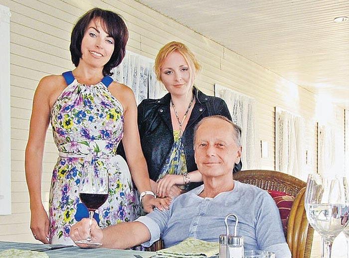 Елена Задорнова мать Елена Бомбина отец Михаил Задорнов