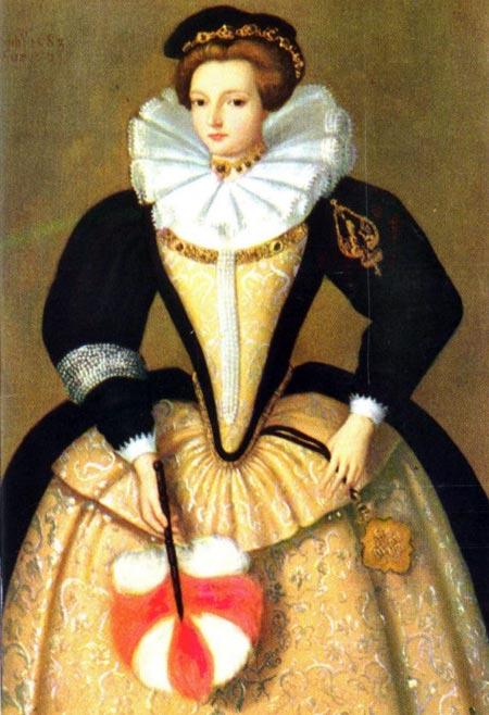 Элизабет Сайденхэм вторая жена Фрэнсиса Дрейка
