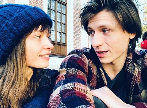 Эрик Абрамович и Анна Васильева