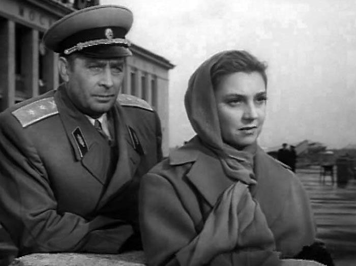Евгения Козырева в фильме Неповторимая весна