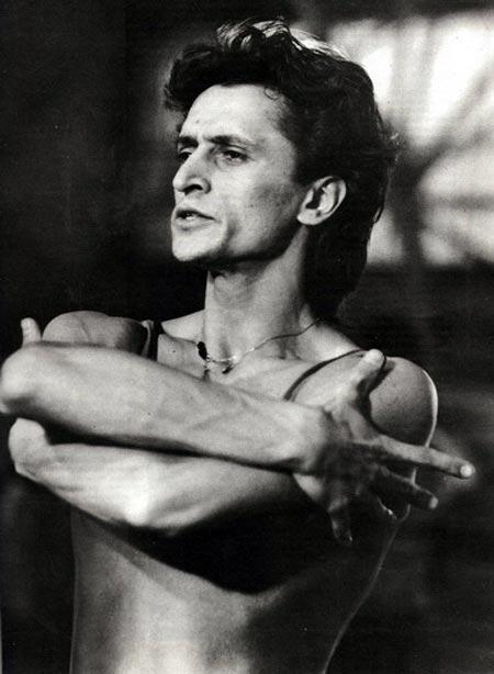 артист балета Фарух Рузиматов