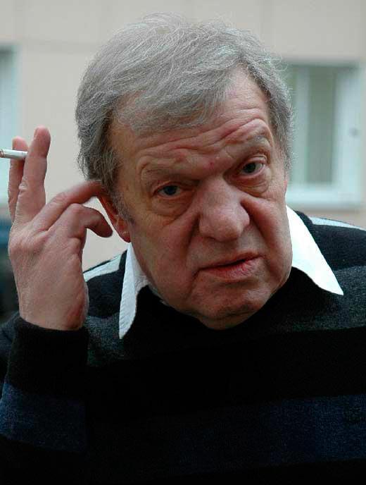 актёр Феликс Антипов