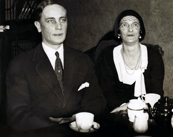 Феликс Юсупов и Ирина Юсупова