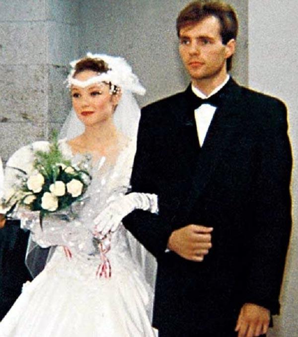 Евгений Платов и Мария Аниканова