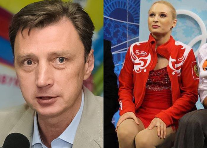 Олег Васильев и Мария Мухортова