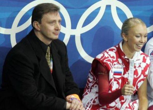 Олег Васильев и Татьяна Тотьмянина
