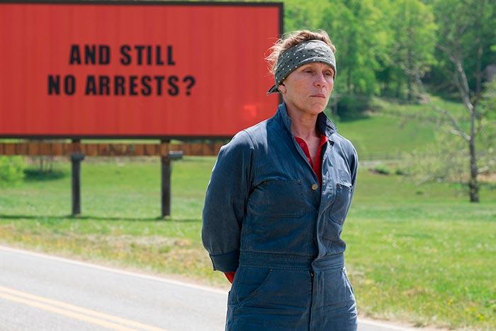 Фрэнсис Макдорманд Три билборда на границе Эббинга Миссури