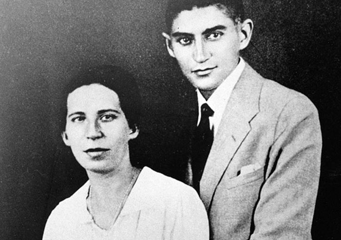 Франц Кафка и Фелиция Бауэр