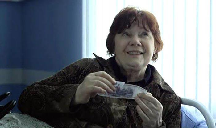 Галина Федорова в сериале Интерны