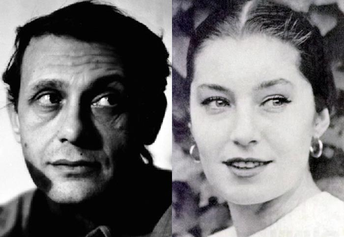 Гарри Бардин и Валерия Заклунная