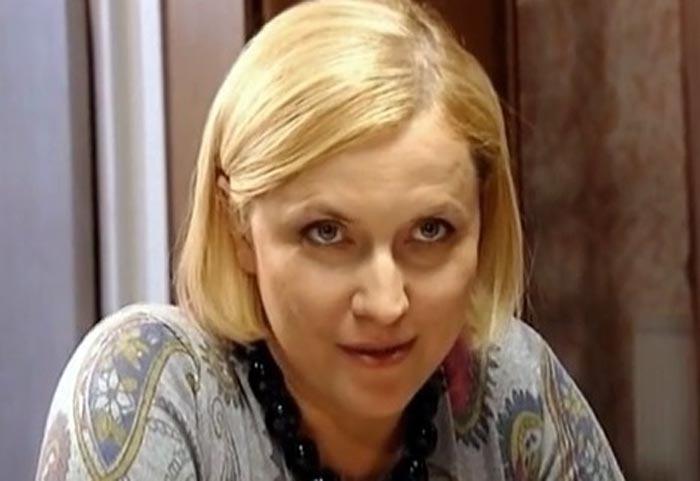 Гелена Кирик в сериале Пыльная работа