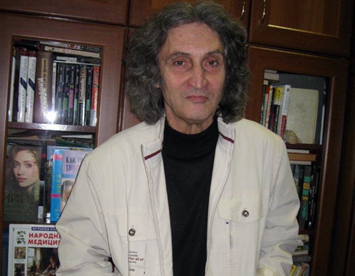 актер Геннадий Абрамов