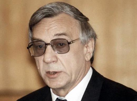 вице-президент СССР Геннадий Янаев