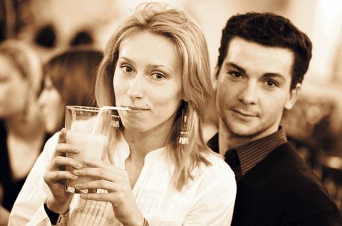 Георгий Лежава и Мария Болтнева