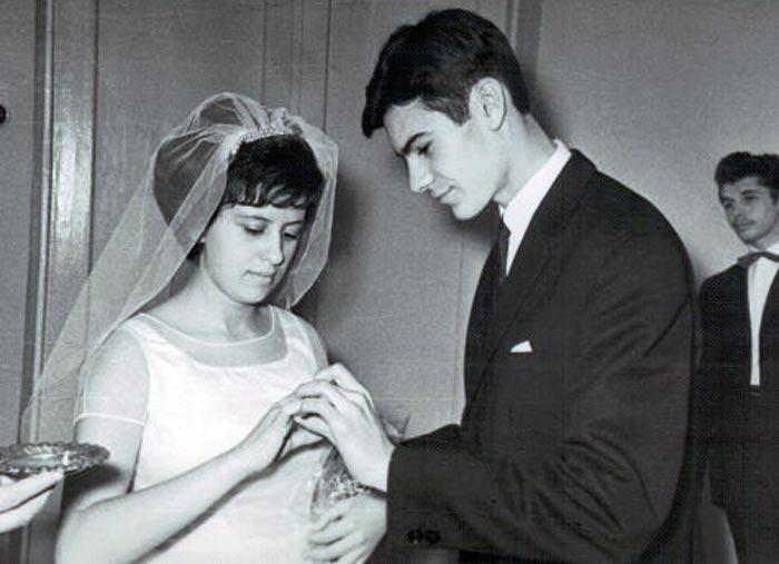 Георгий Мамиконов и жена Любовь