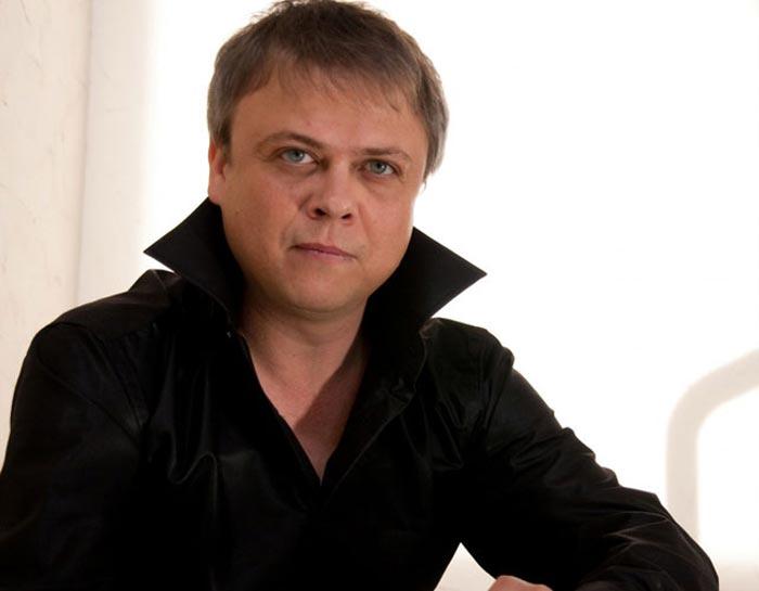 Георгий Николаев в молодости