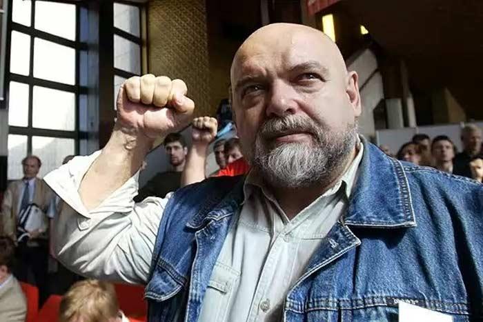 Общественный деятель Гейдар Джемаль