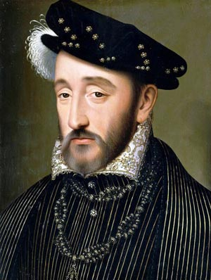 Генрих II (король Франции)