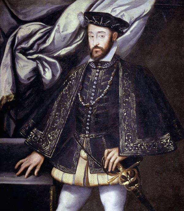 Король Франции Генрих II