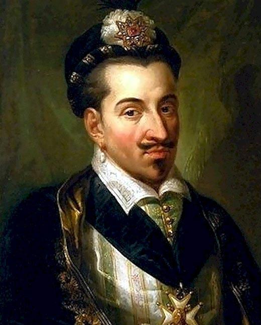 Король Франции Генрих III