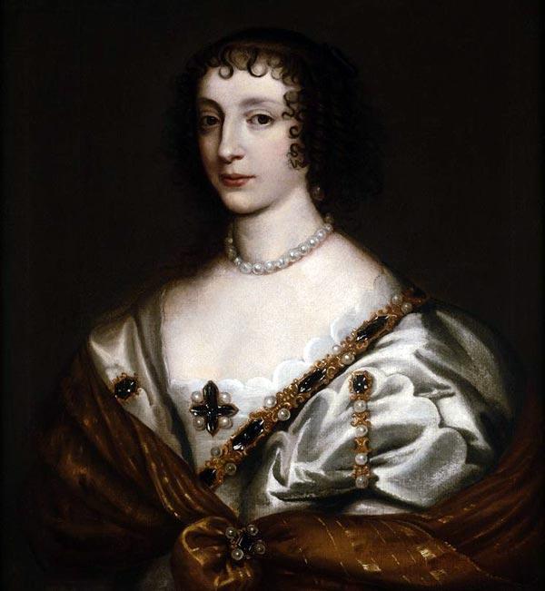 Генриетта Мария Французская