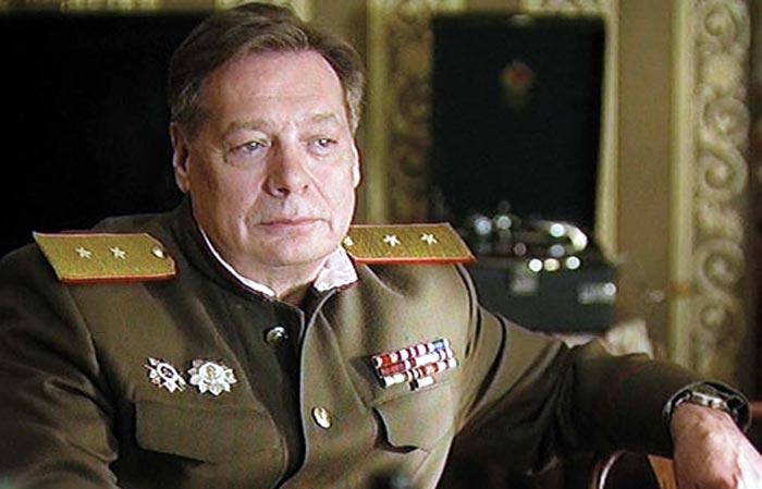 Игорь Янковский в сериале Жена генерала