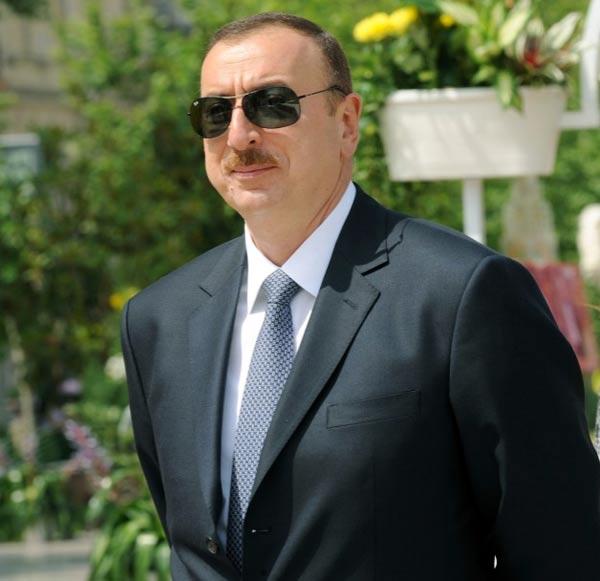 Ильхам Гейдарович Алиев