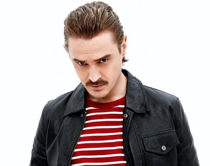 музыкант Илья Прусикин