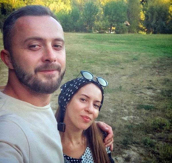 Инна Приходько и Антон Куцелепа