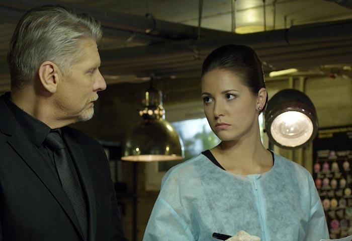 Ирина Авдеенко в сериале Отдел 44