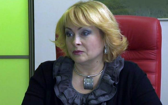 Ирина Нарбекова в сериале Знахарка