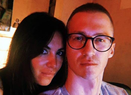 Ирина Носова и Антон Коломеец