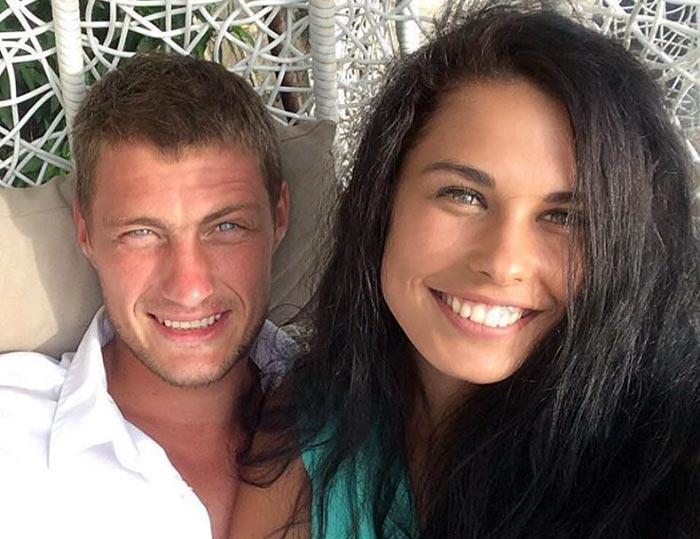 Ирина Пинчук и Александр Задойнов