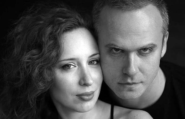 Ирина Шихман и Евгений Казачков