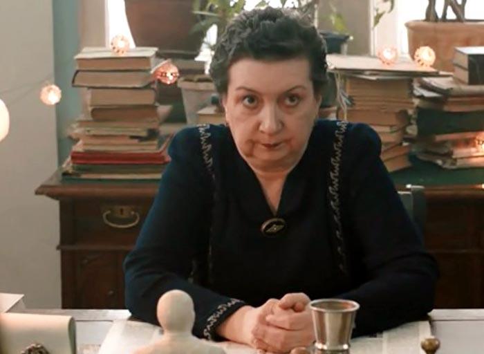 Ирина Знаменщикова в сериале Другие