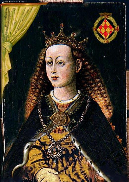 Изабелла Ангулемская жена Иоанна Безземельного