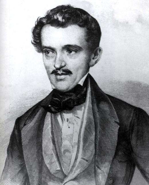 композитор Иоганн Штраус отец