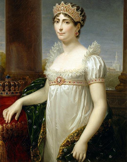 Императрица Франции Жозефина де Богарне