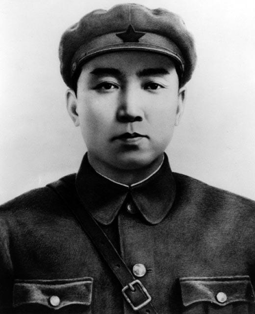 Ким Ир Сен в молодости
