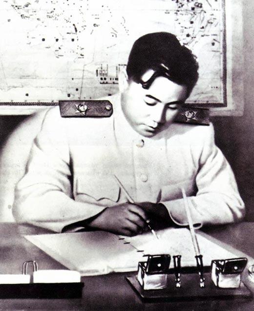 Северокорейский вождь Ким Ир Сен