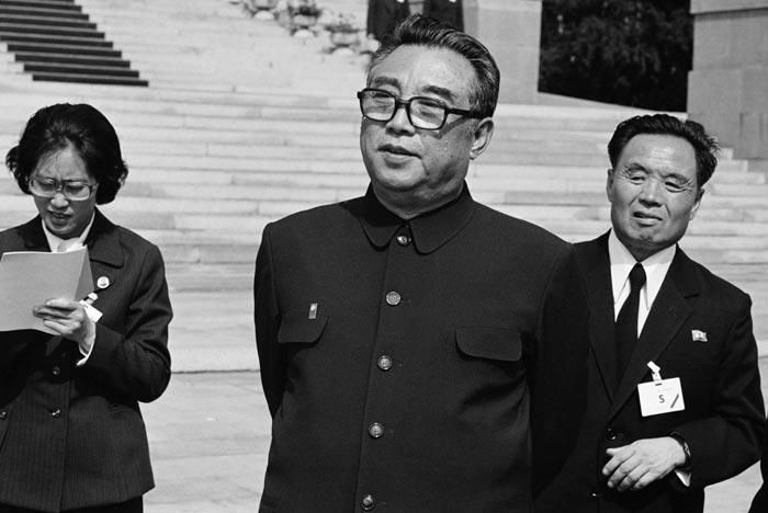 лидер КНДР Ким Ир Сен