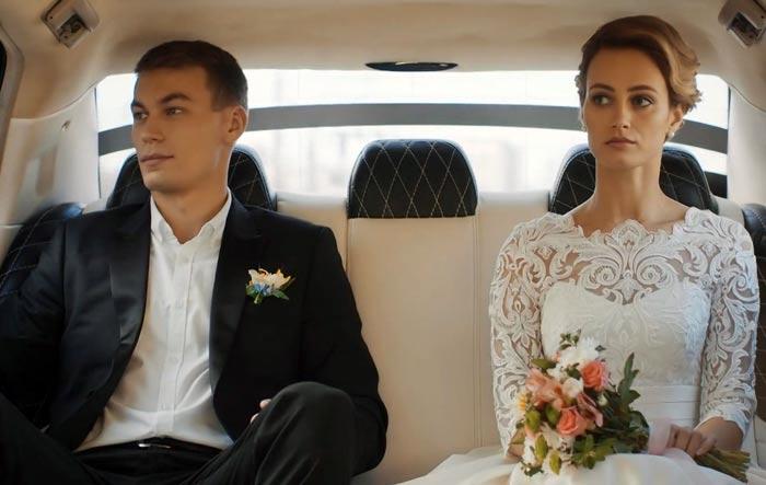 Кирилл Кузнецов и Алена Коломина