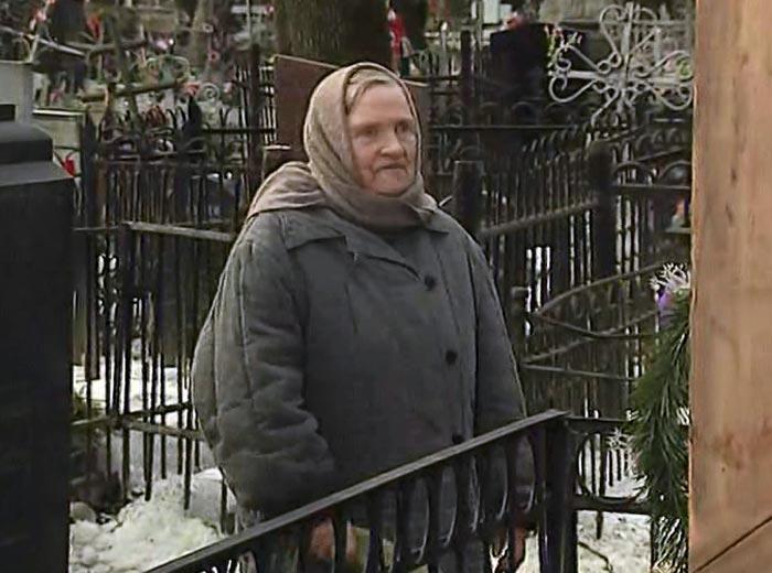 Клавдия Белова в сериале Две судьбы