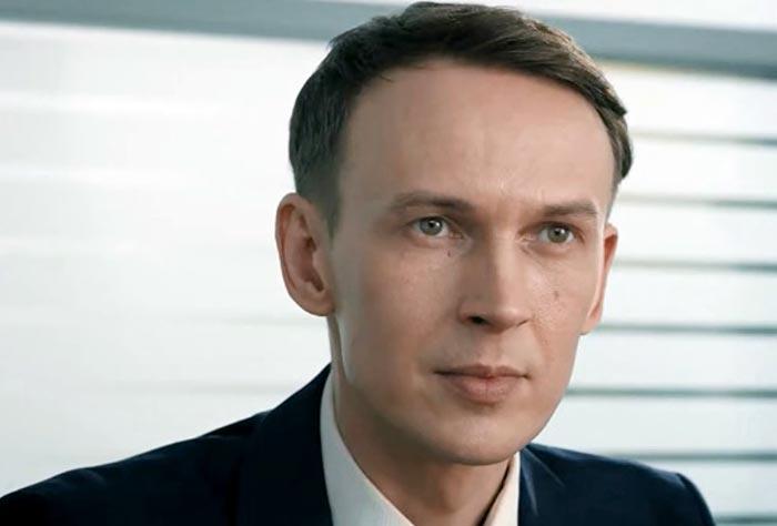 Константин Третьяков в сериале Чистая психология
