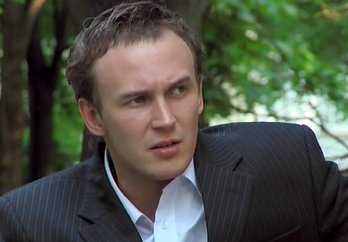 Константин Третьяков в сериале Висяки