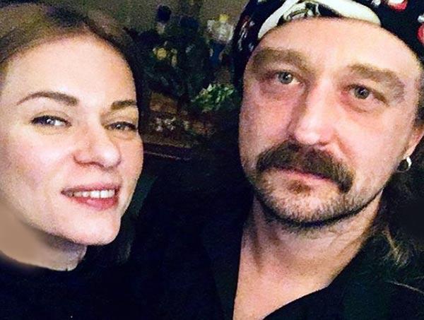 Ксения Коламбацкая и Денис Факофф